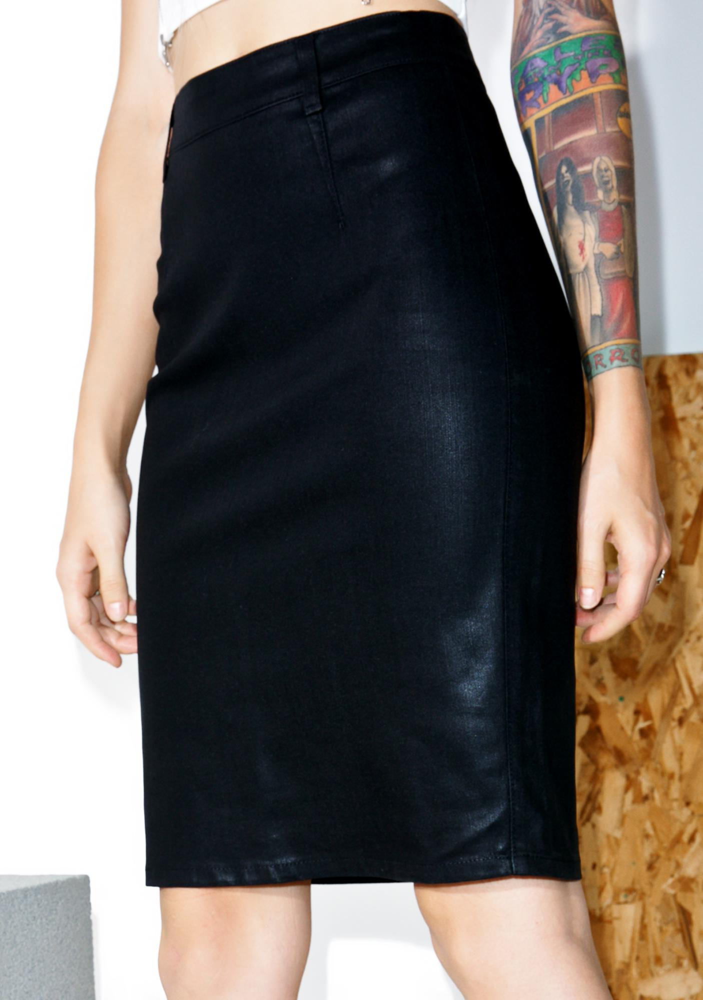 Now Or Never Pencil Skirt