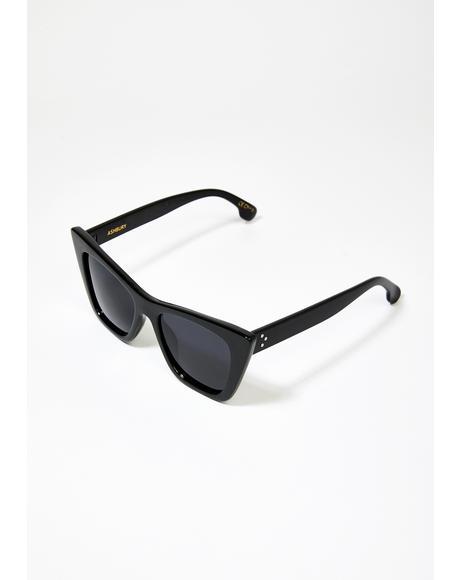Ashbury Cat Eye Sunglasses