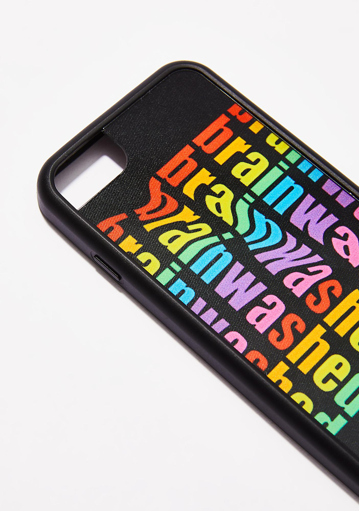 Wildflower Brainwashed iPhone Case