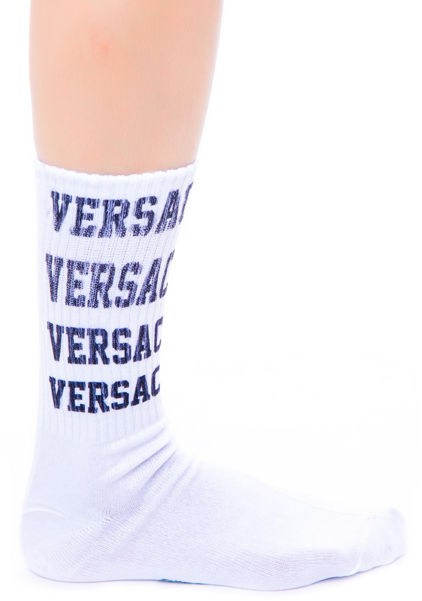 O Mighty Ver-sah-chee Socks