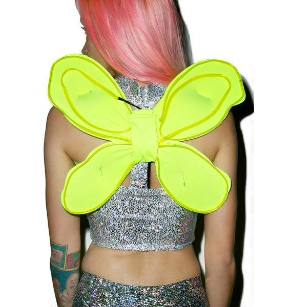 Electro Wings Sprite Fairy Light-Up Wings