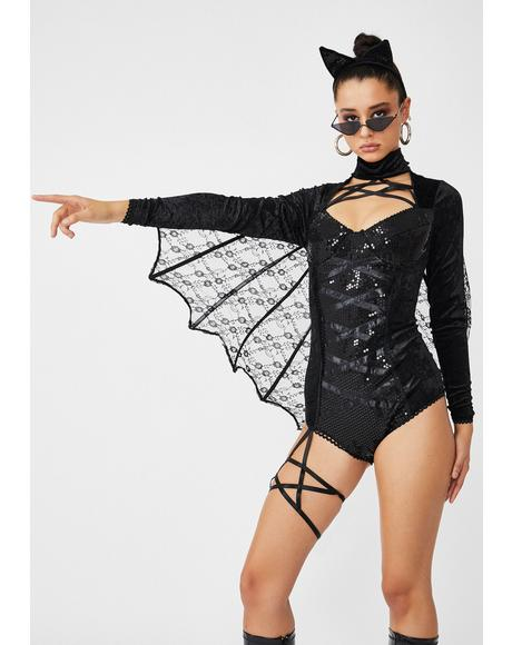 Batty About You Costume Set
