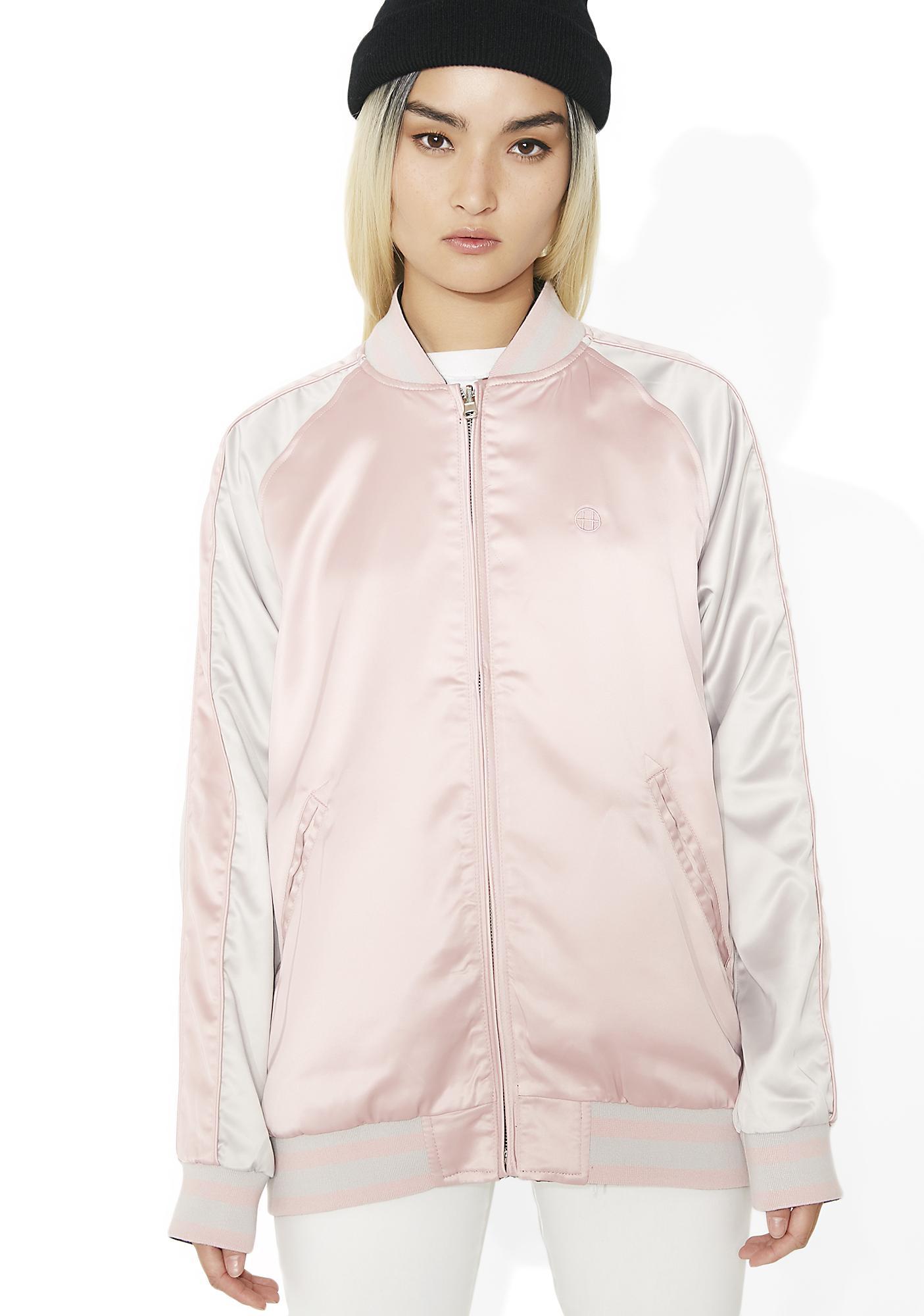 HUF Rakuen Reversible Souvenir Jacket