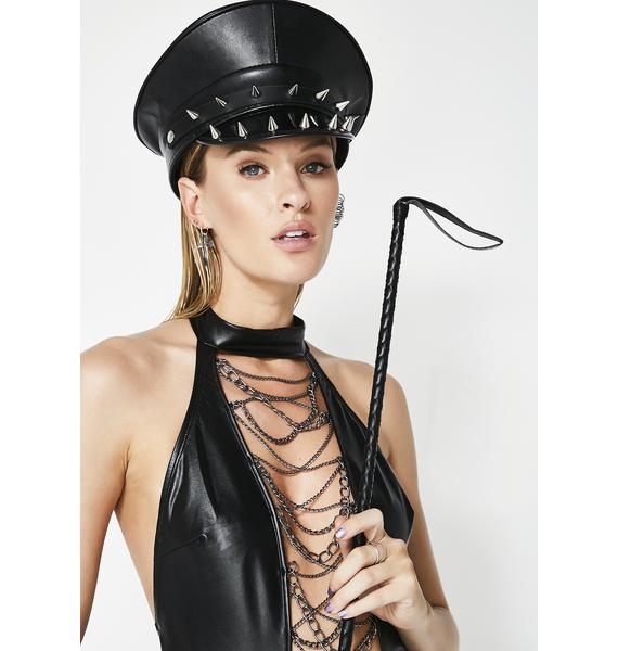Up To No Good Studded Hat