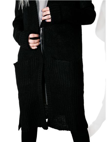 Hook Cardigan