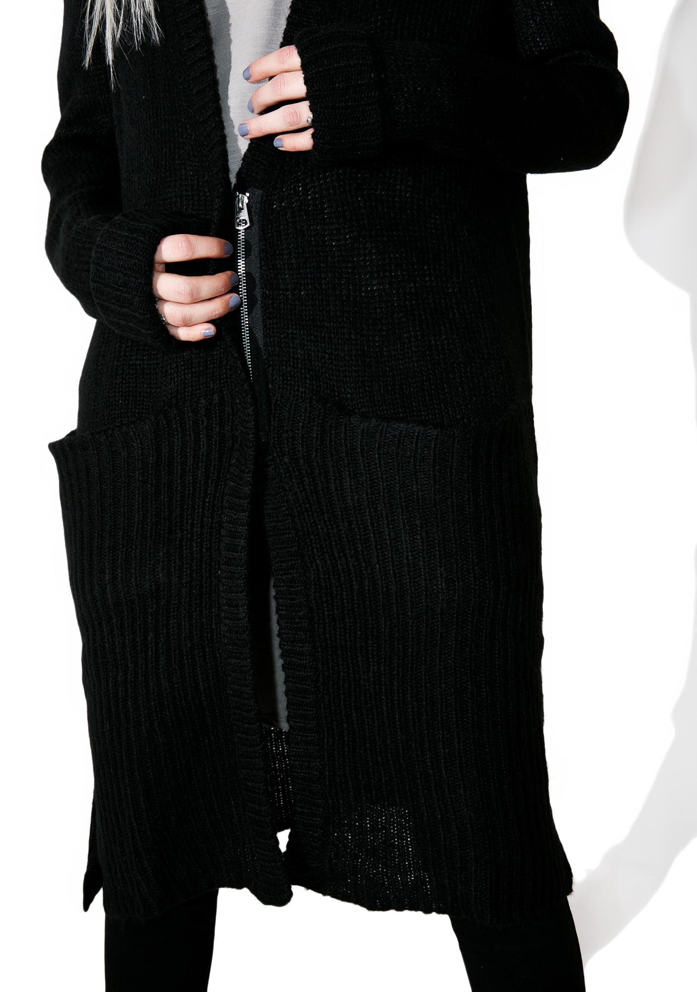 Cheap Monday Hook Cardigan