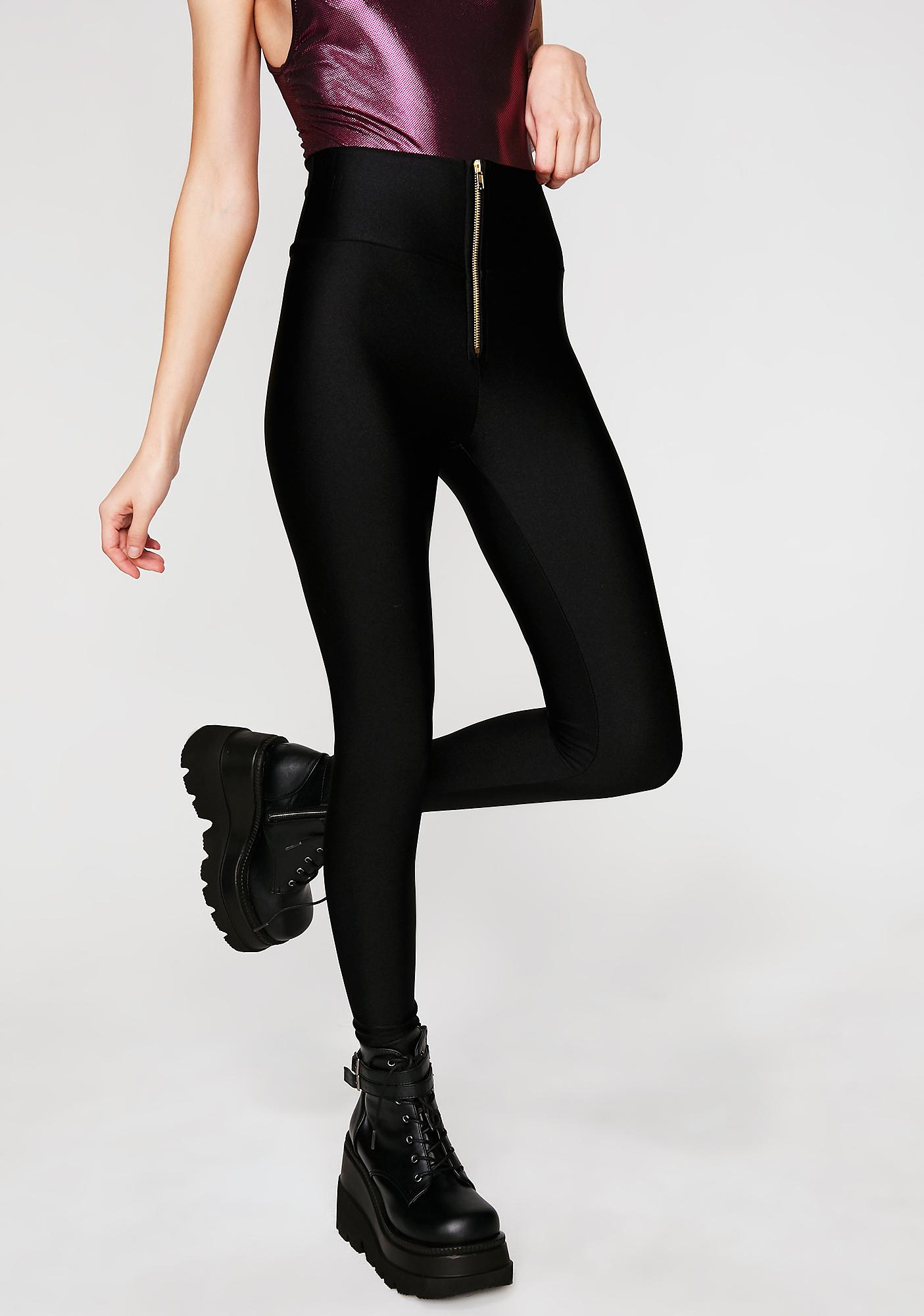 Night Pulled Together Leggings