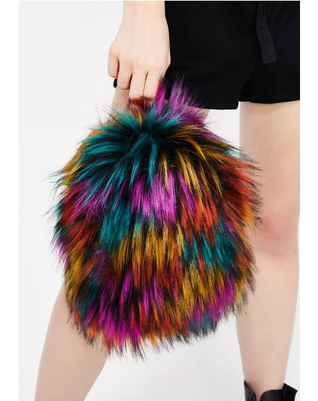 Rainbow She Creature Backpack