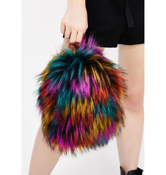 Rainbow She Creature Backpack
