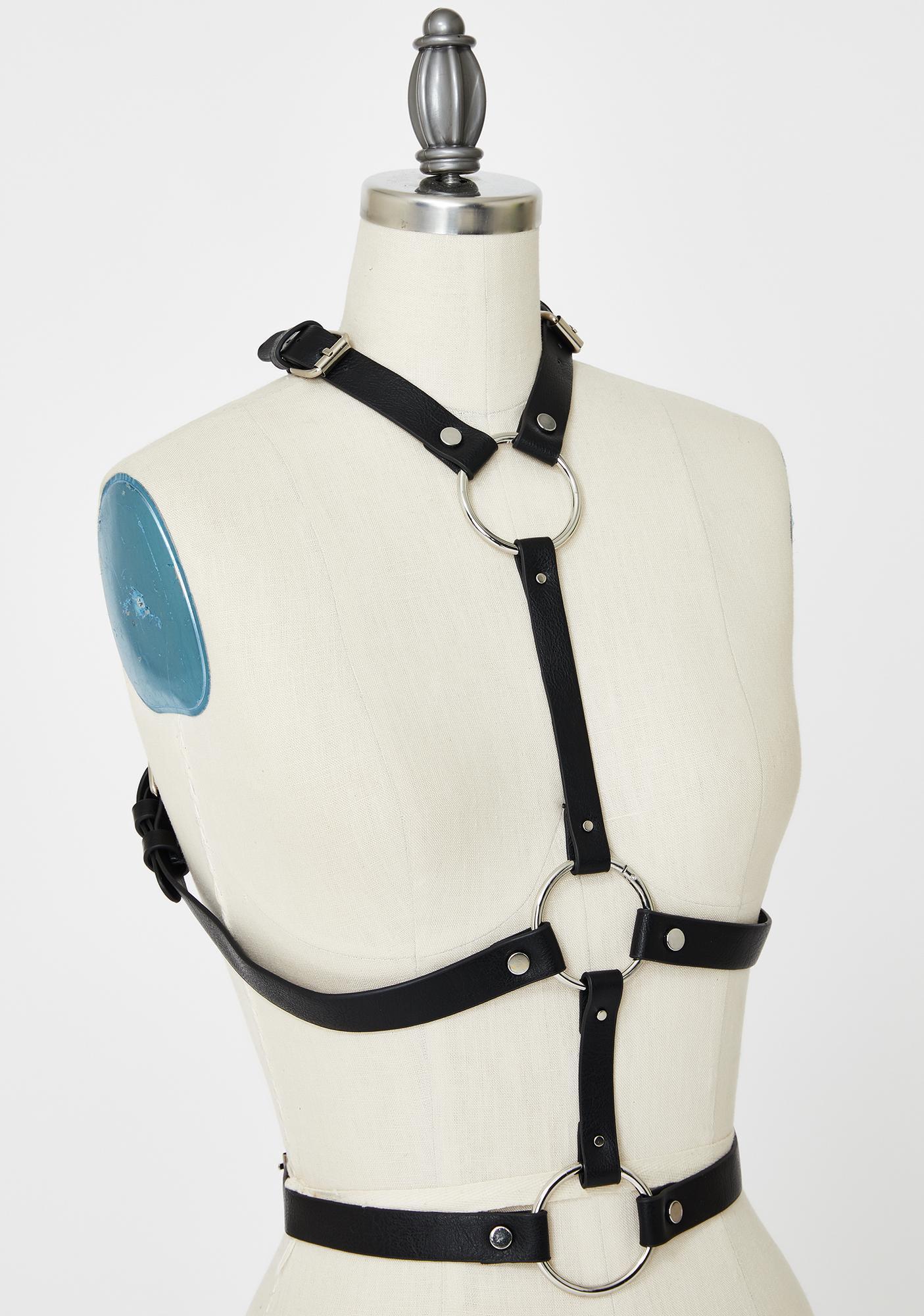 Disturbia Torus O-Ring Body Harness