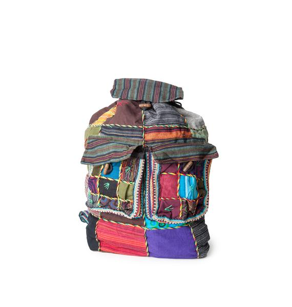 Going Tribal Backpack