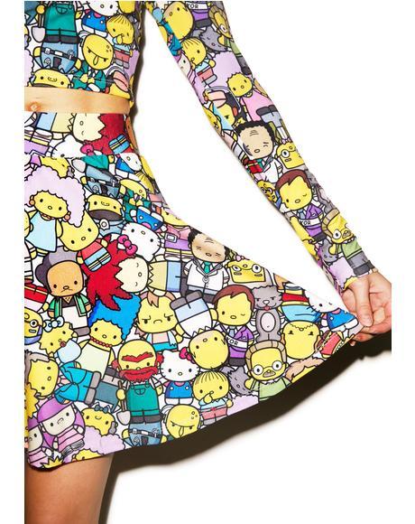 The Village Circle Skirt