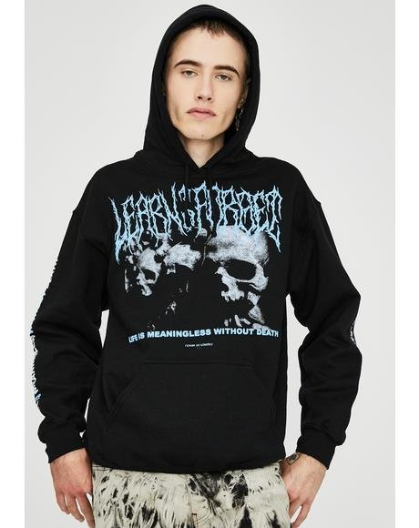 Life And Death Graphic Hoodie
