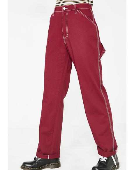 Mulberry Carpenter Pants