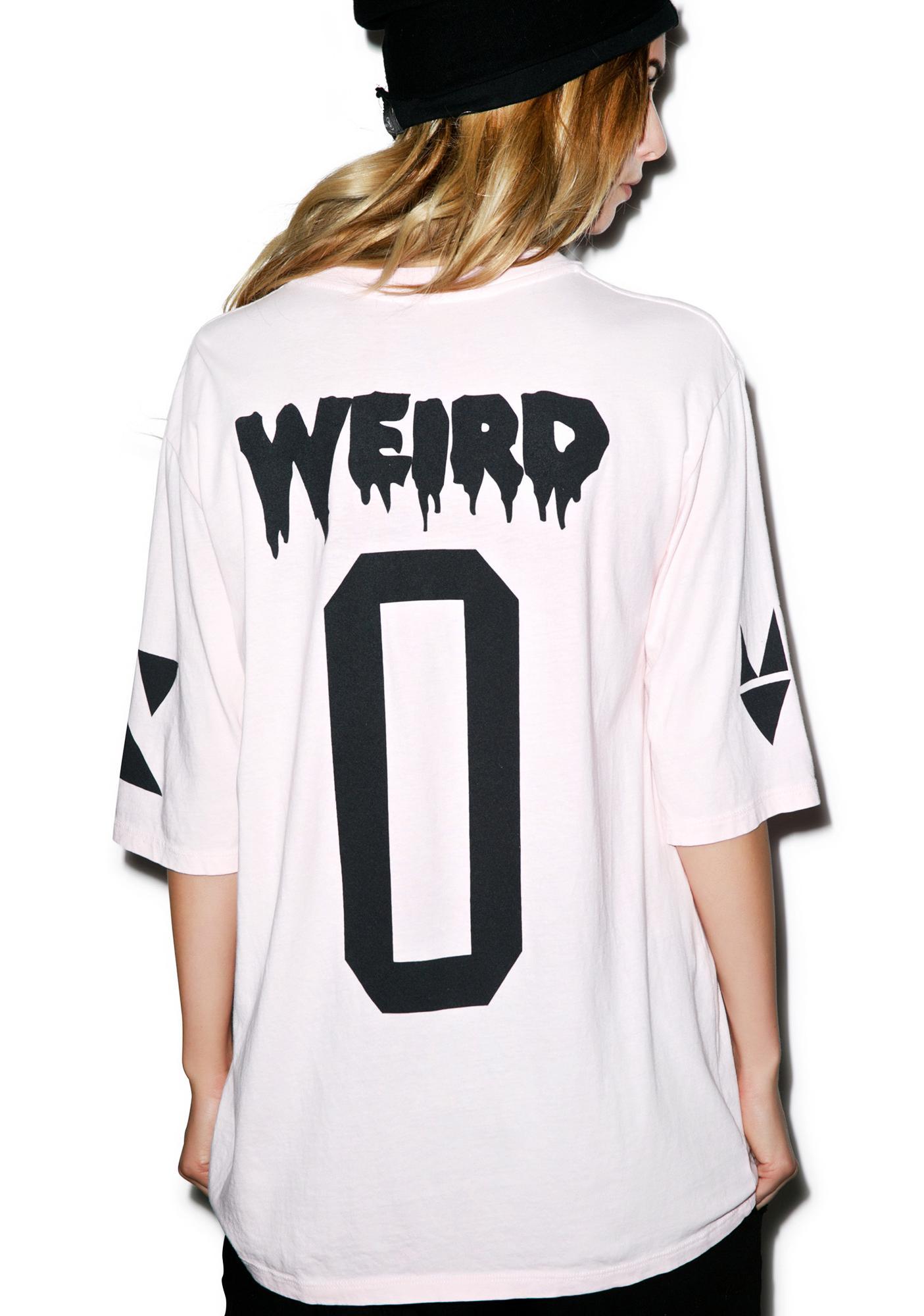 MeYouVersusLife Weird-O Jersey