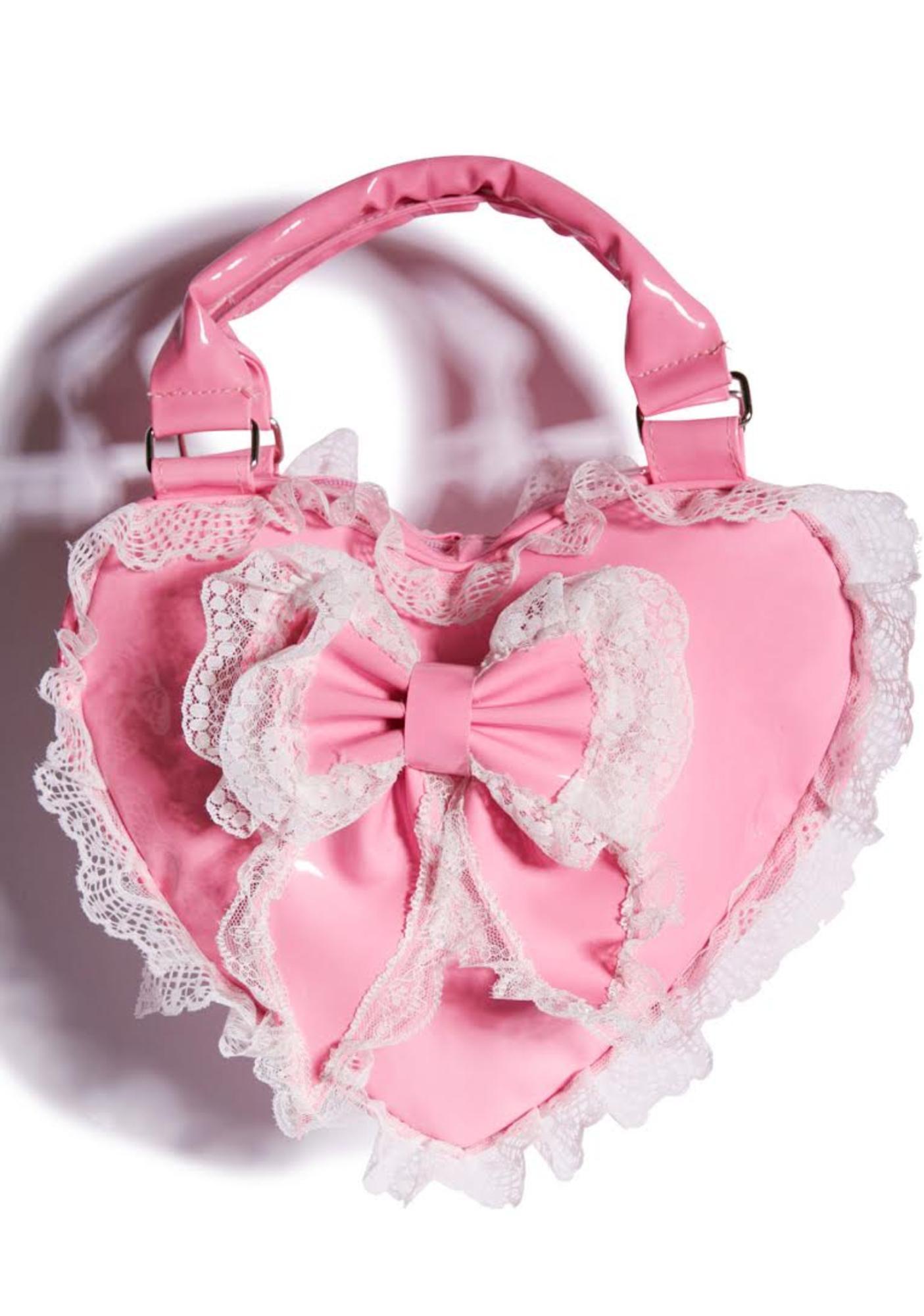 Heart On My Shoulder Bag