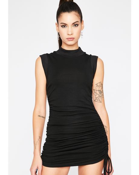 Luna Feelin' Myself Bodycon Dress