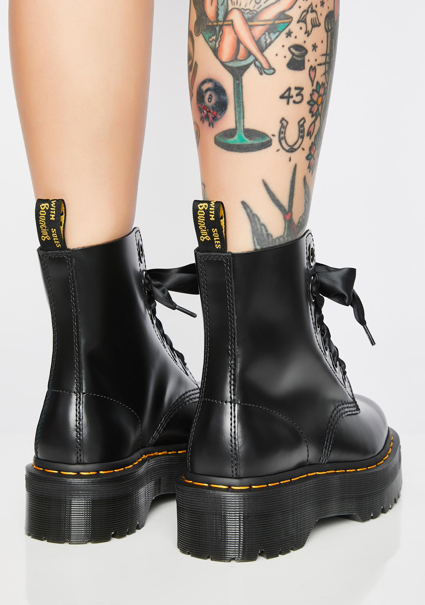Dr. Martens Molly Buttero Boots