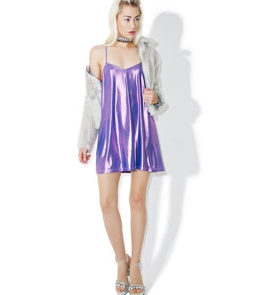 Motel Violet Meadow Dress