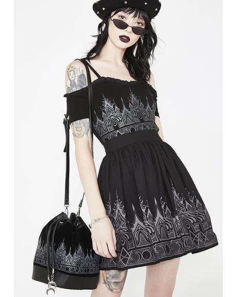 Duchess Chiffon Skirt