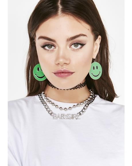 Hey Babygirl Chain Necklace