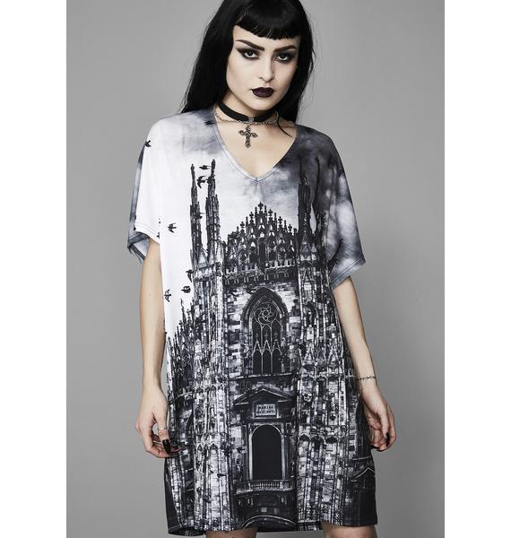 Widow Saint Mad Mary Church Tee