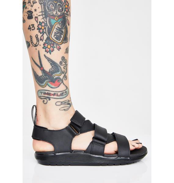 Dr. Martens Redfin Hydro Sandals