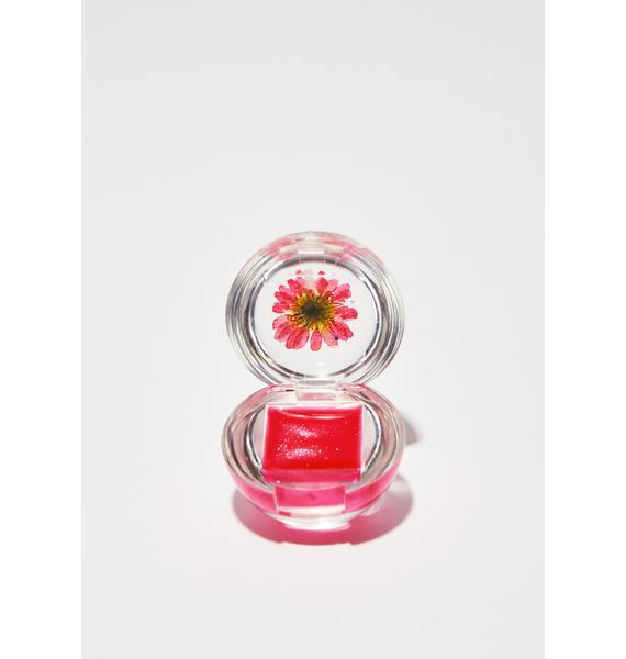Blossom Red Duo Lip Gloss