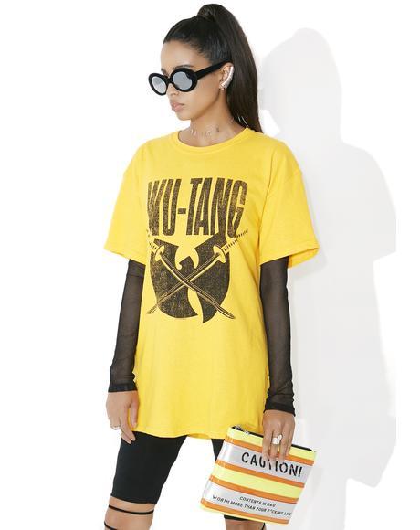 Enter Da Wu Graphic T-Shirt