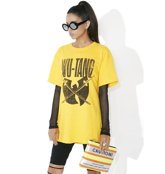 Enter Da Wu Graphic T-Shirt