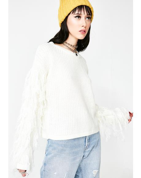 On Edge Sweater