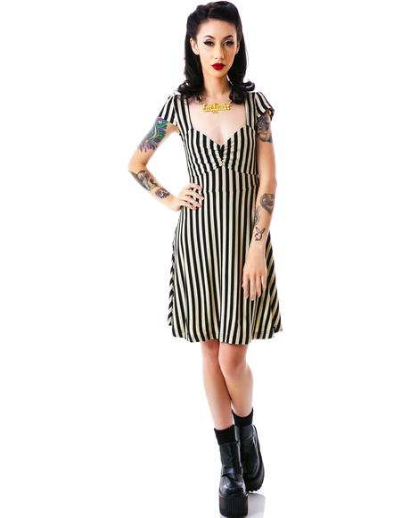 Vavavoom Stripe Dress