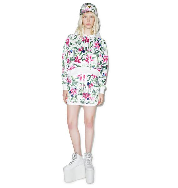 Joyrich Optical Garden Player Skirt