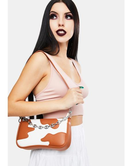 Cow Bells Shoulder Bag
