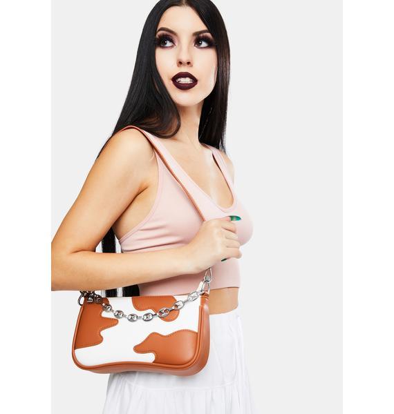 Cow Bells Shoulder Bag