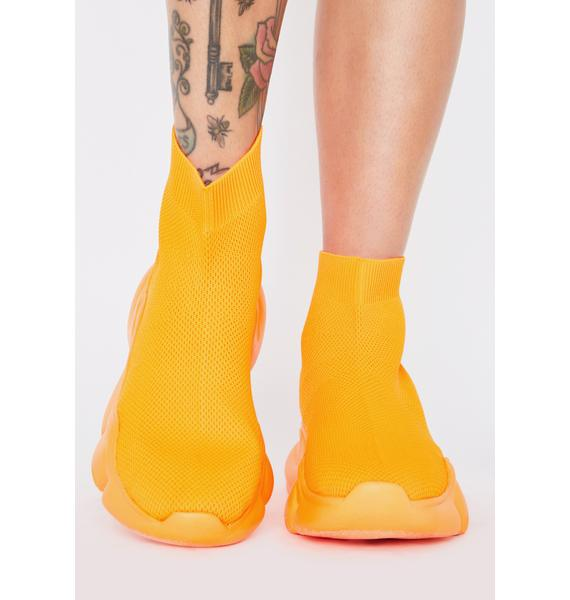 Mimosa Clout Command Sock Sneakers