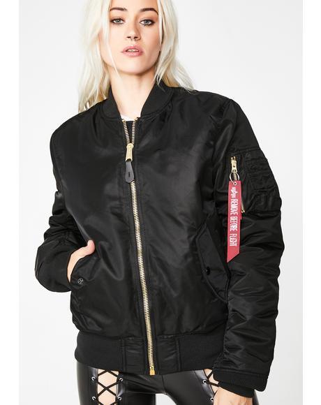 MA-1 Slim Jacket