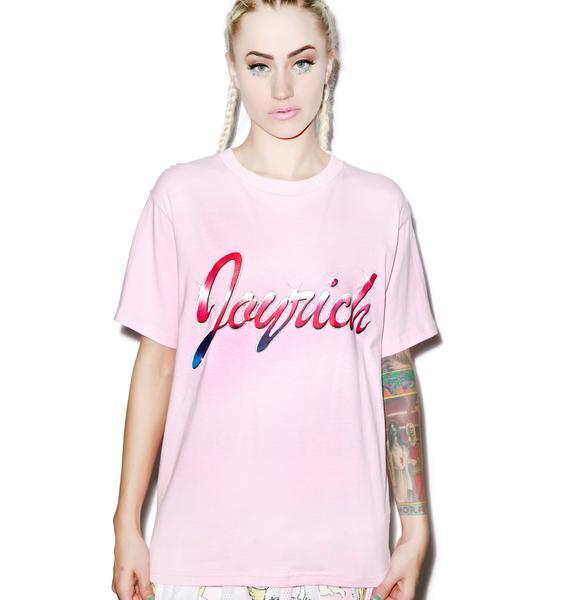 Joyrich Retro Logo Tee
