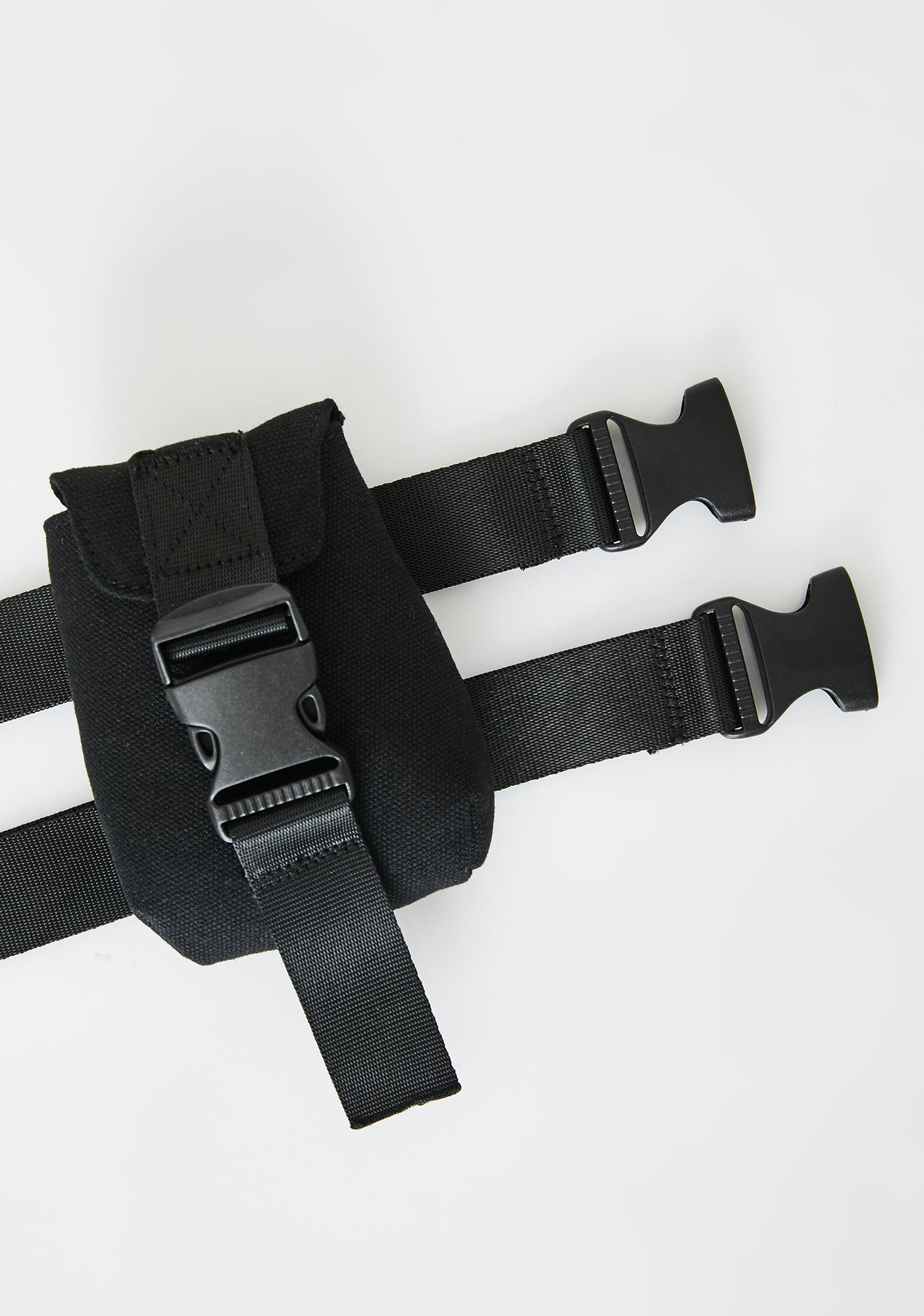 Club Exx Renegade Rager Buckle Boots