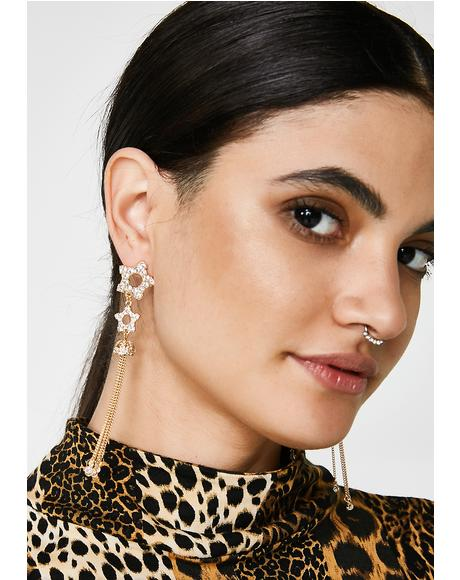 See The Constellations Earrings