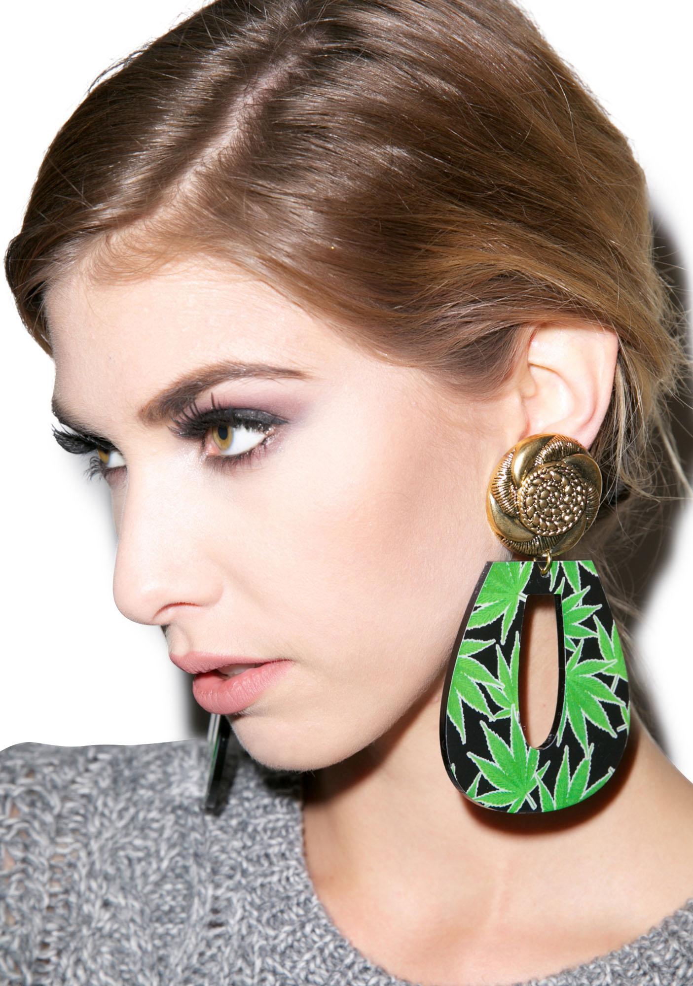 Queen Reefa Earrings