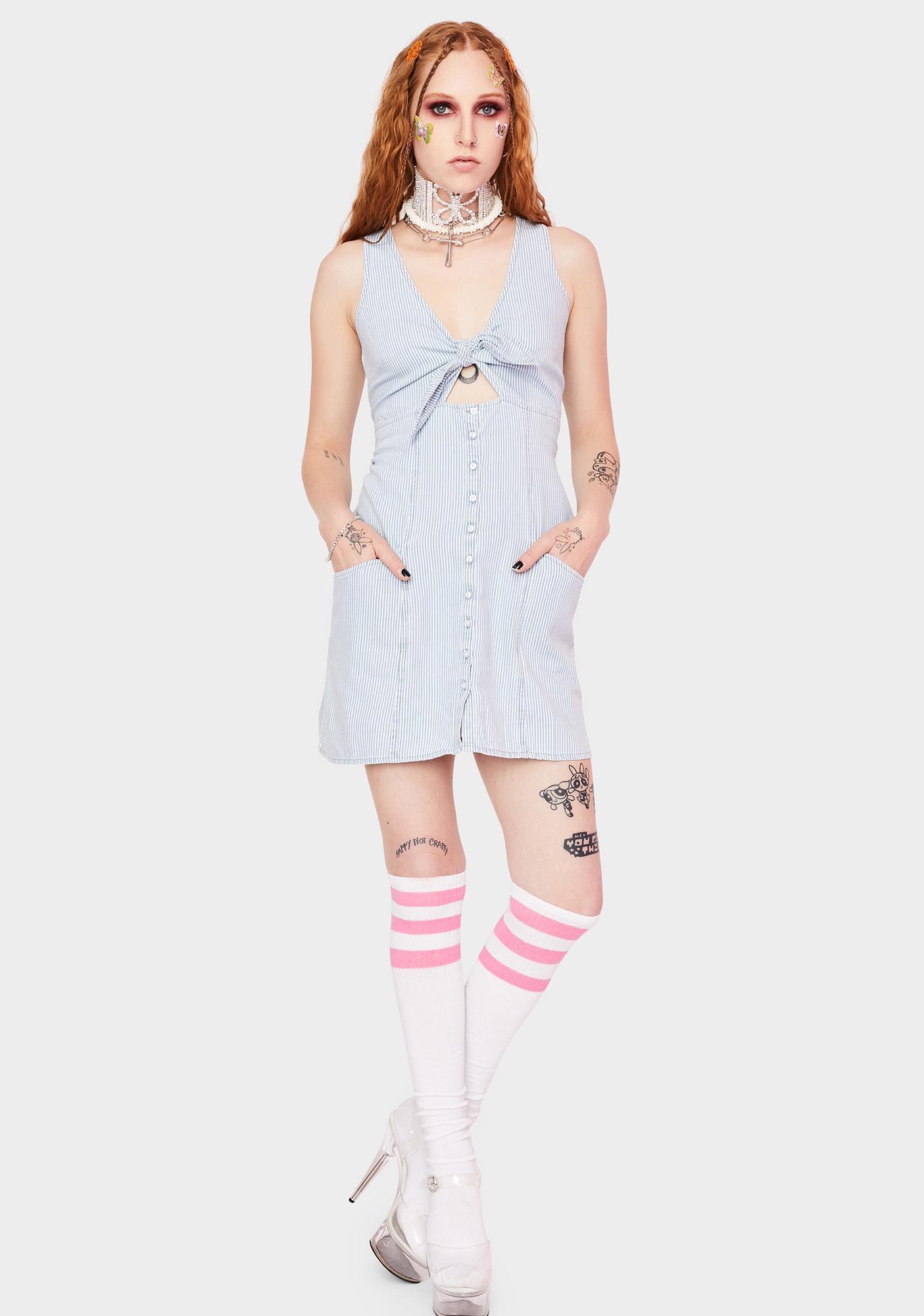 Obey Vista Mini Dress