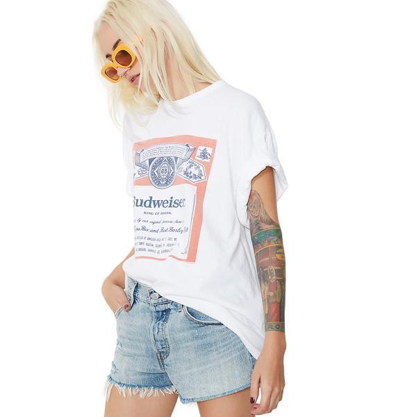 Levis Waveline 501 Shorts