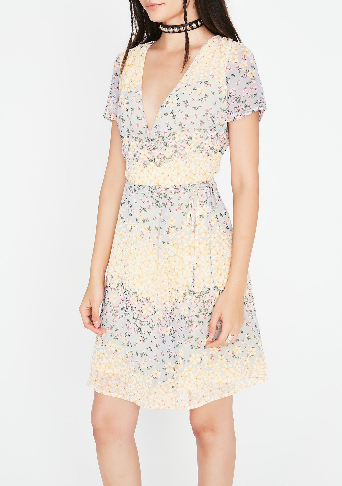 Ever More Floral Dress