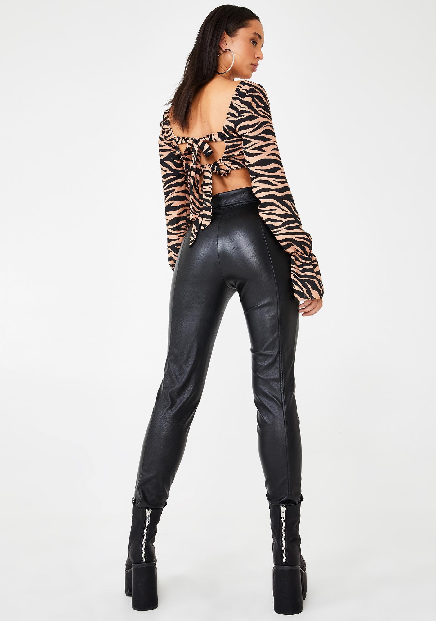 Tiger Mist Highlight Slim Pants