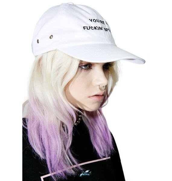 Creep Street You're So Fuckin' Special Dad Hat