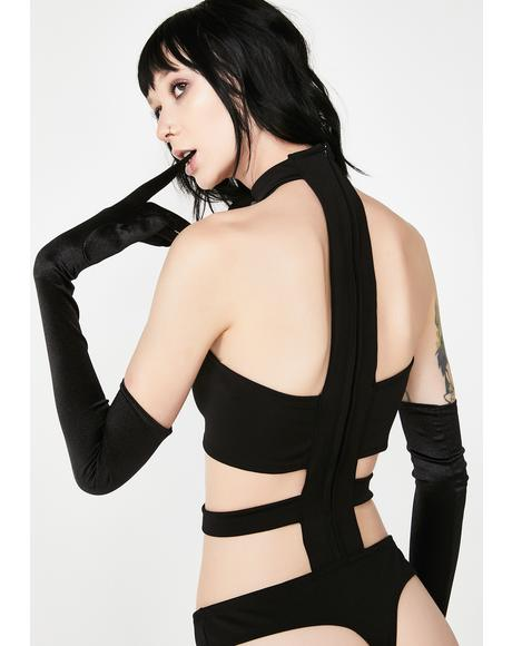 Babe Rampage Cut Out Bodysuit