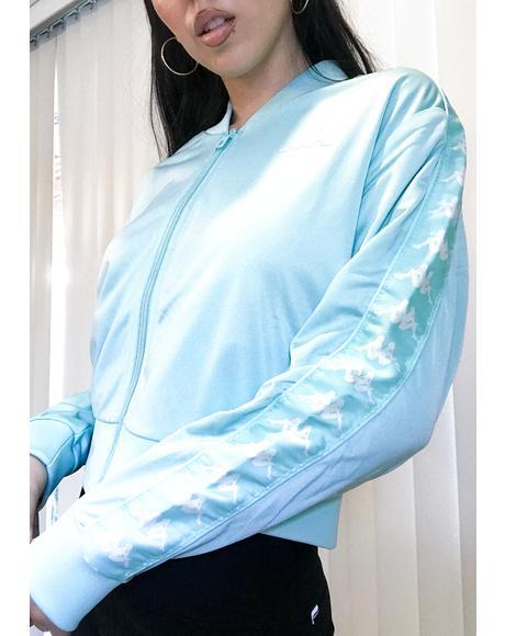 Aqua 222 Banda Asber Crop Jacket