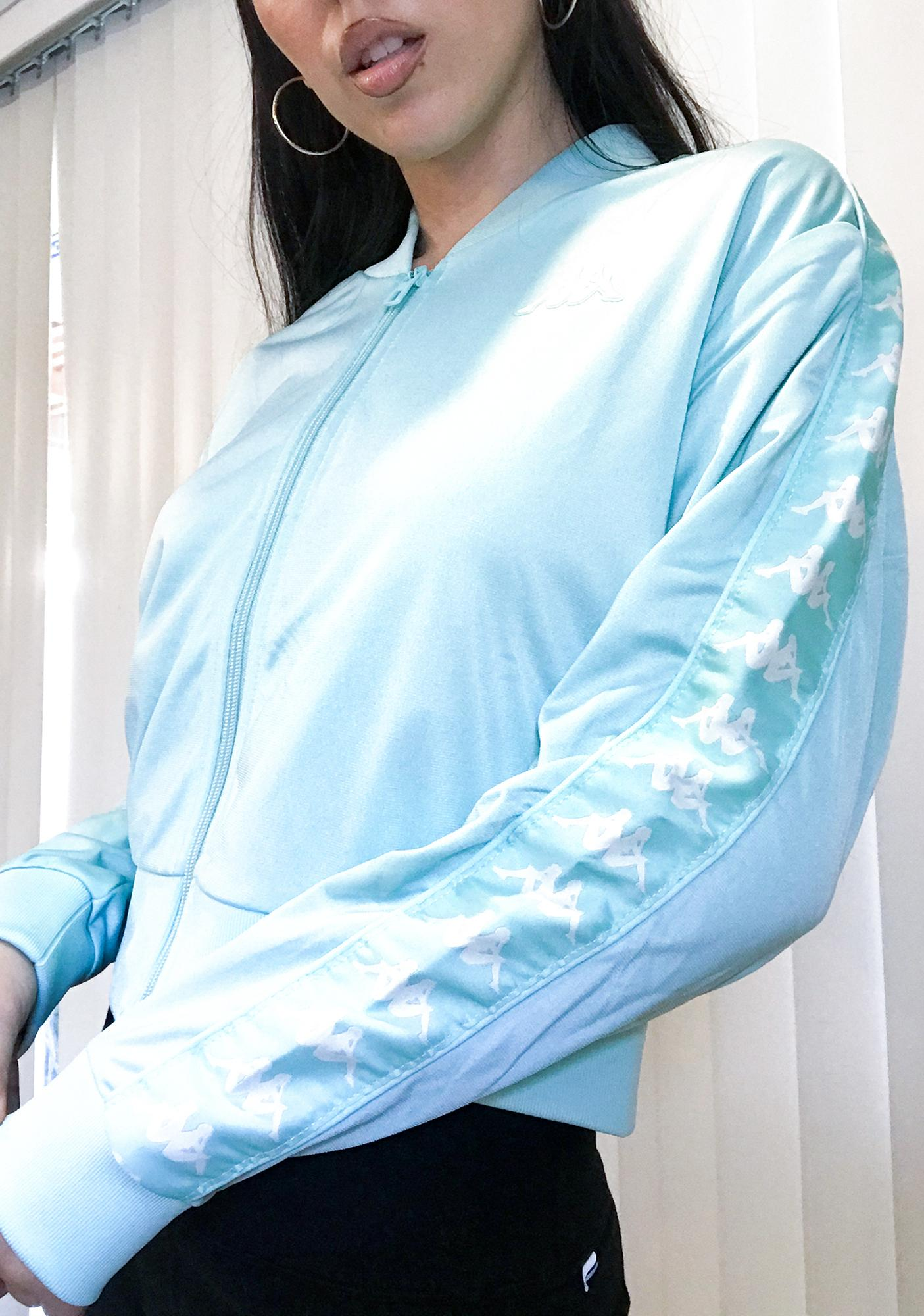 Kappa Aqua 222 Banda Asber Crop Jacket