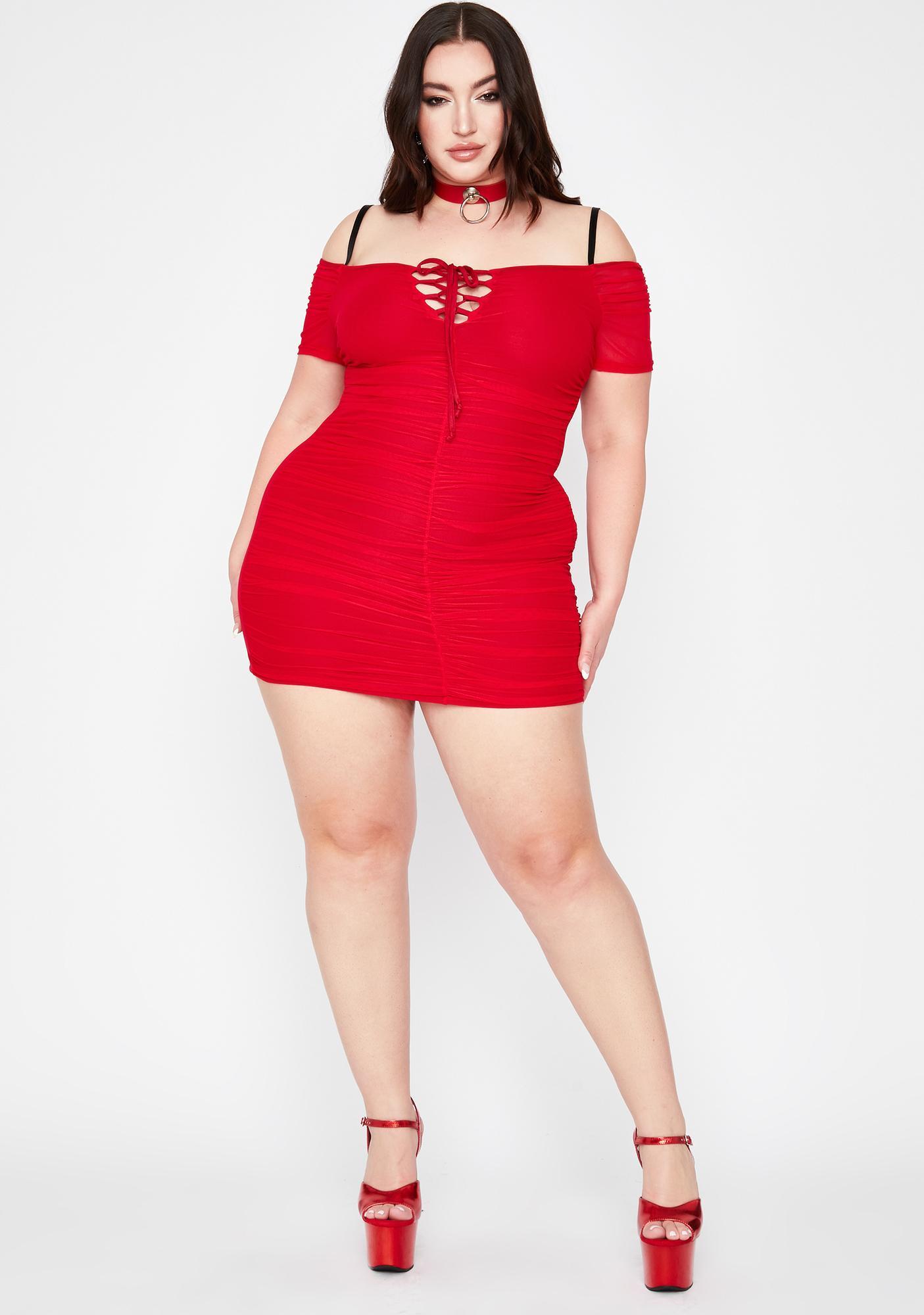 Ur Worth My Love Mini Dress